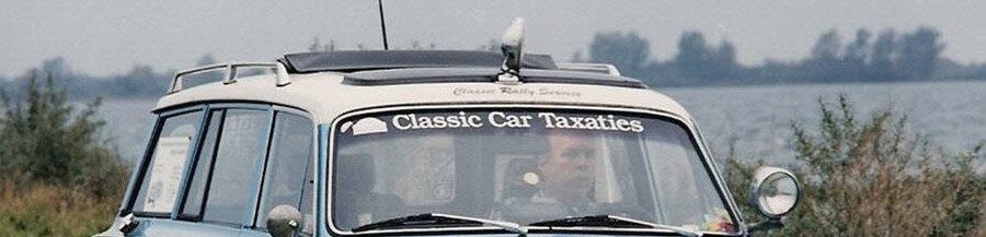 CLASSIC CAR TAXATIES
